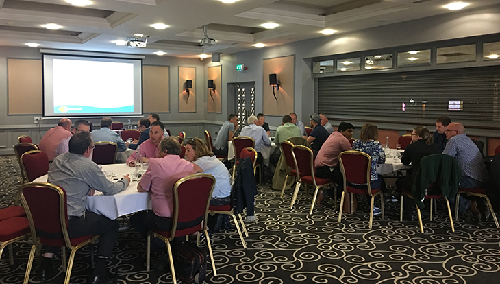 Ireland Summer Meeting Table Discussions