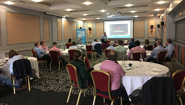 Ireland Summer Meeting Presentation