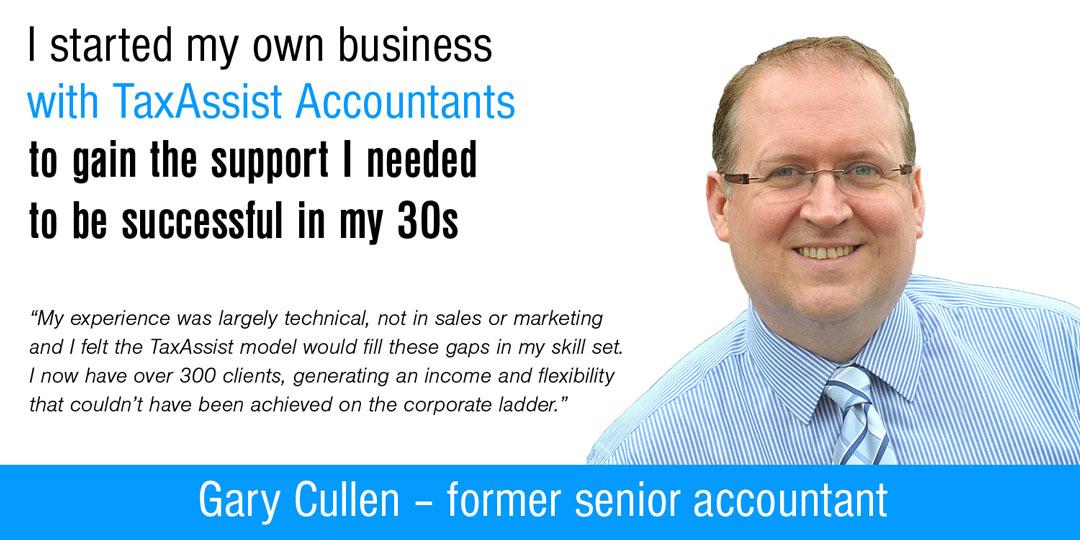 Gary Cullen